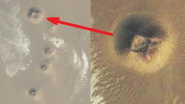 Những địa điểm kỳ lạ được phát hiện bởi Google khiến con người phải kinh ngạc - Ảnh 5.