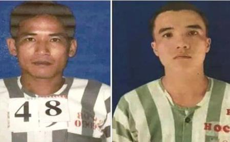 Hành trình trốn khỏi trại giam Cây Cầy ở Tây Ninh của hai phạm nhân thụ án giết người ra sao?