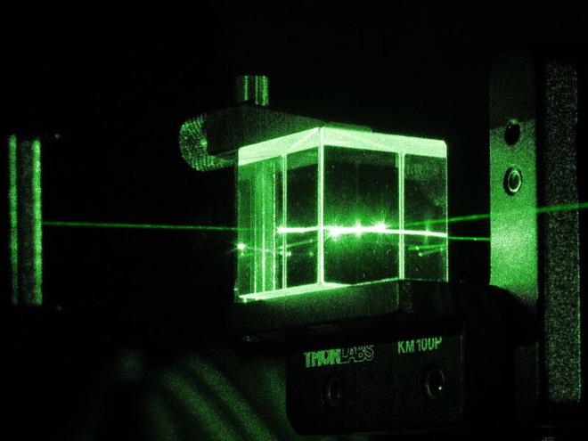 Đây là cách các nhà nghiên cứu Trung Quốc dùng laser tạo ra máy tính lượng tử quang   - Ảnh 6.