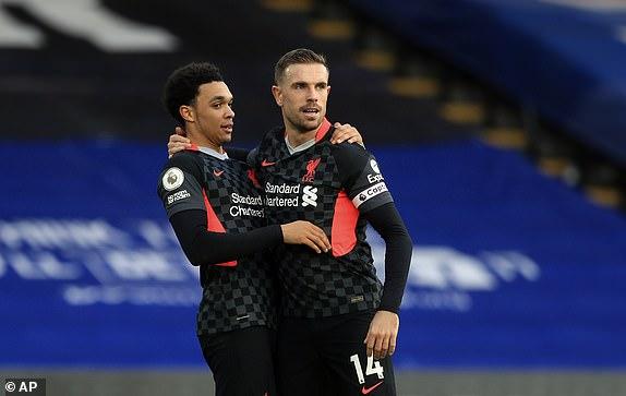 Hủy diệt đối thủ bằng 7 bàn trắng, Liverpool ngạo nghễ ở ngôi đầu Premier League - Ảnh 1.