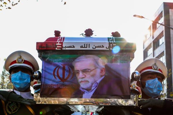 Business Insider: Israel tặng ông Trump món quà về Iran, đẩy Tehran vào thế kẹt - Ảnh 4.