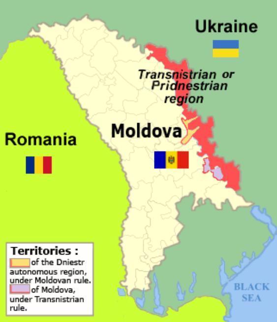 Moldova ra tuyên bố nóng, quân Nga phải hạ vũ khí ngay lập tức: Ai cả gan đe dọa TT Putin? - Ảnh 2.