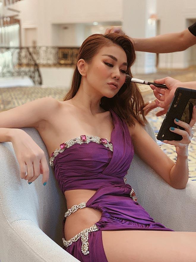 Siêu mẫu Thanh Hằng ở tuổi 37: Chưa lấy chồng, chăm khoe ảnh nóng bỏng - Ảnh 5.