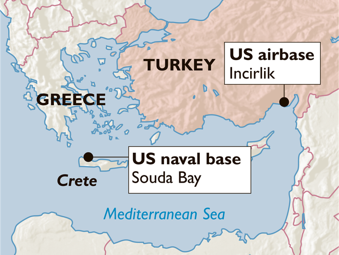 Cả gan đe dọa Mỹ, Thổ đối mặt hiện thực tàn khốc: Kẻ thù có thêm 40 tiêm kích hiện đại! - Ảnh 6.
