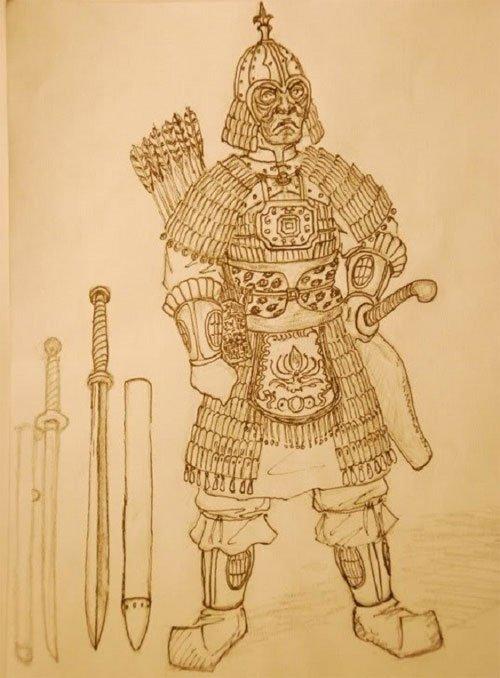 Những đội quân quỷ dữ có thật trong lịch sử thế giới - Ảnh 3.