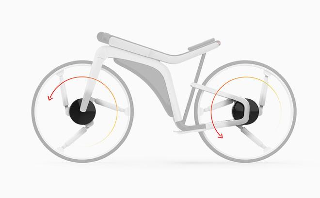 Cùng xem concept xe đạp điện Tesla Model B đậm chất viễn tưởng từ ngoài vào trong - Ảnh 6.