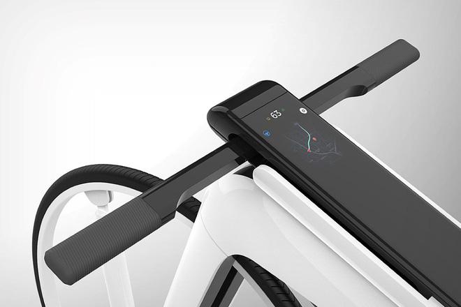 Cùng xem concept xe đạp điện Tesla Model B đậm chất viễn tưởng từ ngoài vào trong - Ảnh 7.