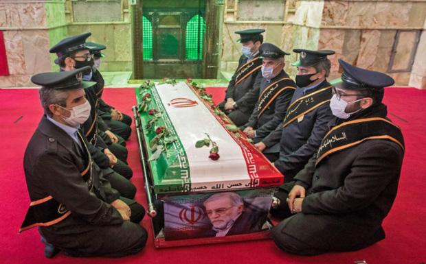 Mỹ hành động bất thường trước ngày Fakhrizadeh bị ám sát: Nguy cơ đối đầu quân sự lớn hay nhỏ?