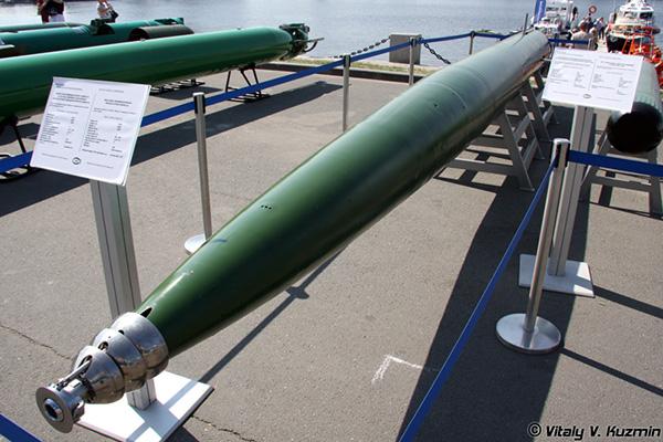 """""""Quái vật biển"""" VA-111 Shkval: Siêu ngư lôi Nga khiến kẻ thù kinh hãi - Ảnh 1."""
