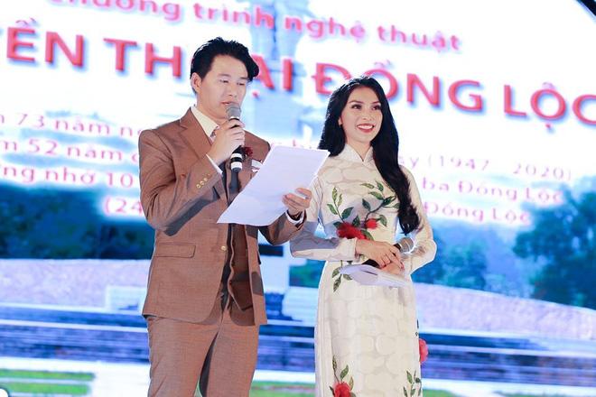MC Kim Huyền Sâm được các con ngưỡng mộ - Ảnh 2.
