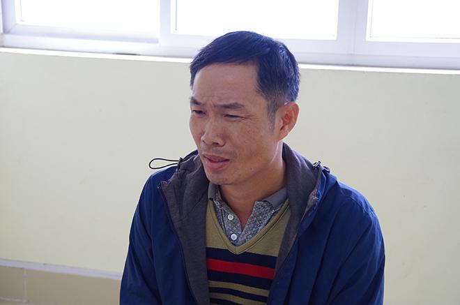 Nhóm đối tượng dùng giấy tờ giả thi thuê tiếng Anh B1 tại ĐH Thái Nguyên - Ảnh 1.