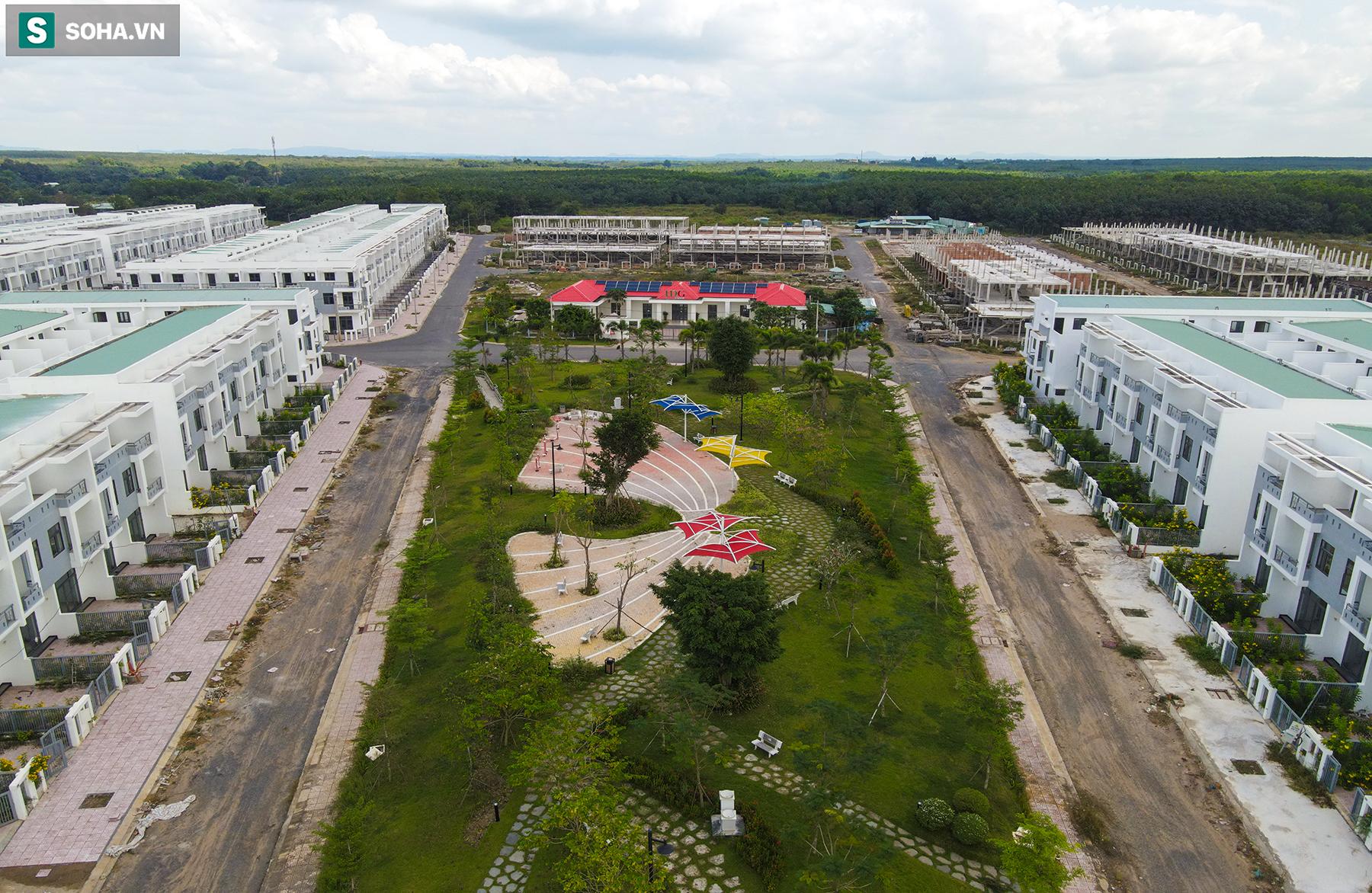 [Ảnh] Cận cảnh dự án với gần 700 căn nhà trái phép, được quảng cáo là đô thị thông minh đầu tiên tại Việt Nam - Ảnh 9.