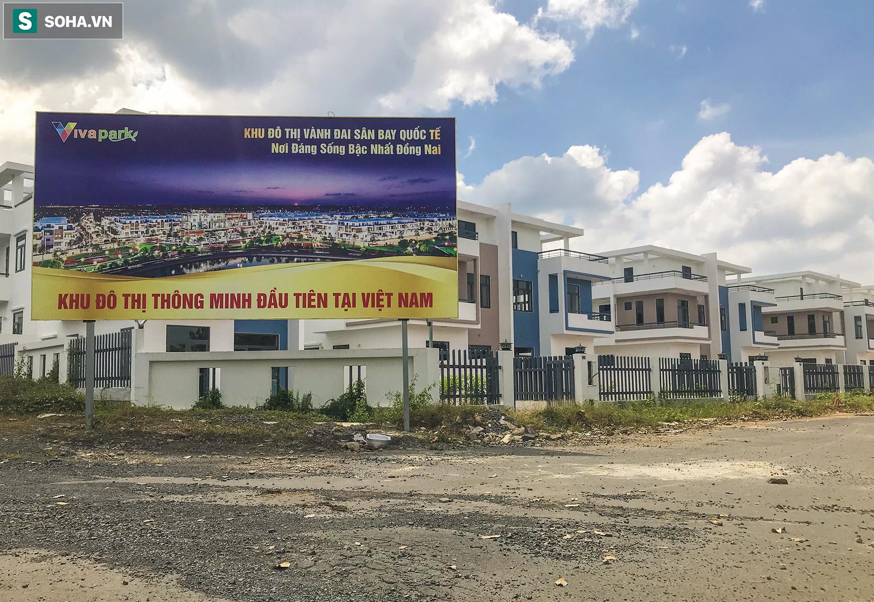 [Ảnh] Cận cảnh dự án với gần 700 căn nhà trái phép, được quảng cáo là đô thị thông minh đầu tiên tại Việt Nam - Ảnh 3.