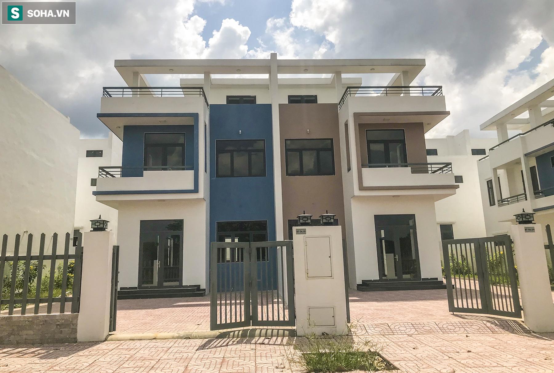 [Ảnh] Cận cảnh dự án với gần 700 căn nhà trái phép, được quảng cáo là đô thị thông minh đầu tiên tại Việt Nam - Ảnh 13.