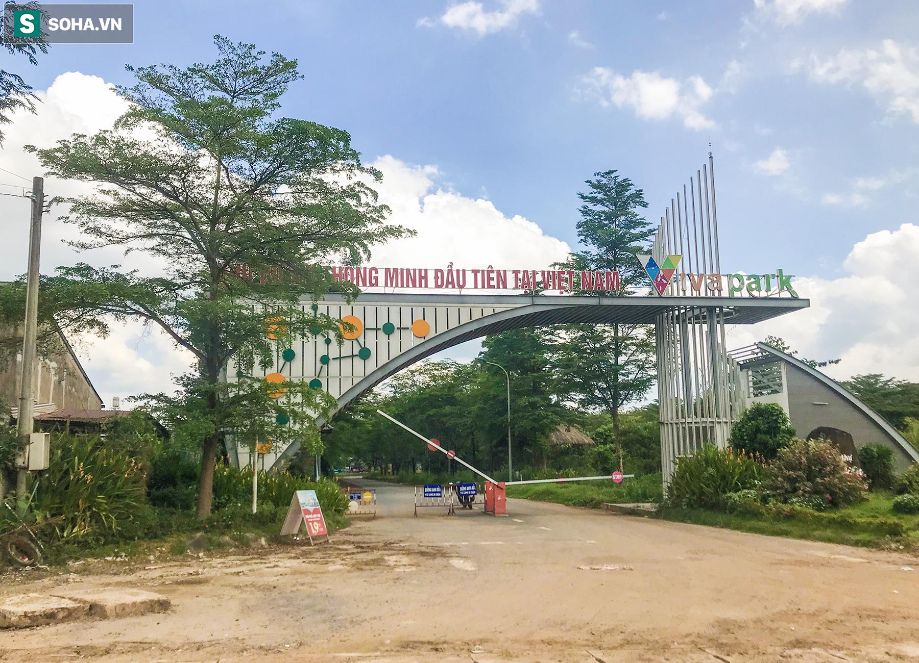 [Ảnh] Cận cảnh dự án với gần 700 căn nhà trái phép, được quảng cáo là đô thị thông minh đầu tiên tại Việt Nam - Ảnh 14.