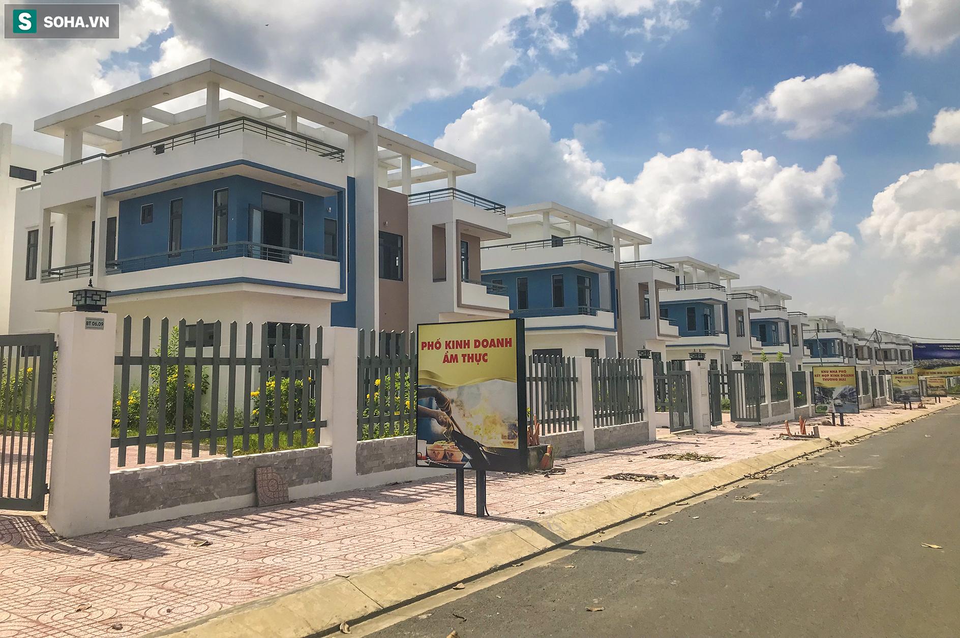 [Ảnh] Cận cảnh dự án với gần 700 căn nhà trái phép, được quảng cáo là đô thị thông minh đầu tiên tại Việt Nam - Ảnh 8.