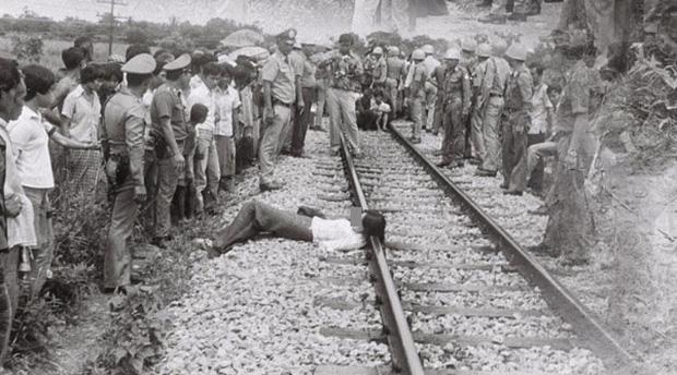 Người phụ nữ chết gục bên đường ray xe lửa, ngỡ tai nạn thương tâm nhưng lại là tội ác của hơn 30 người đàn ông, khởi nguồn từ mẹ chồng tàn độc - Ảnh 2.