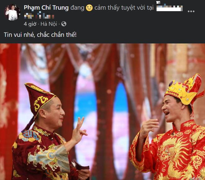Quang Thắng ngỡ ngàng trước thông tin về Táo quân 2021 - Ảnh 2.