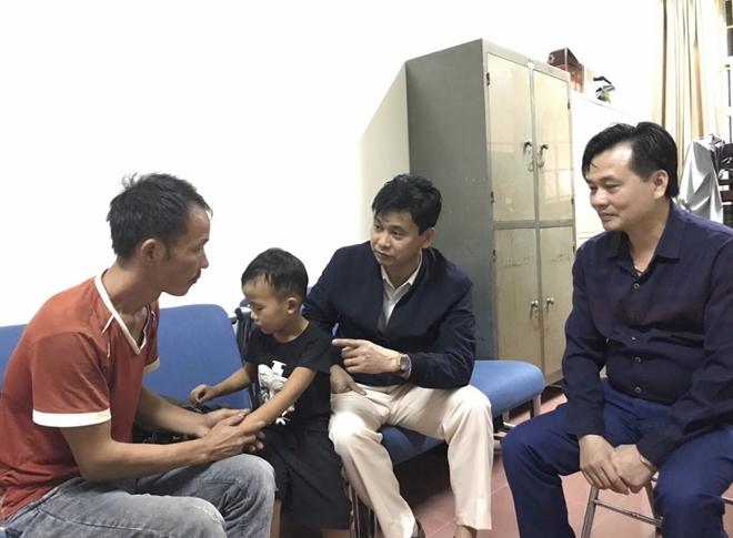 Những giây phút đấu trí của Đại tá Công an với kẻ bắt cóc trẻ em - Ảnh 2.