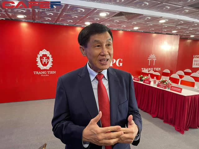 Vua hàng hiệu Jonathan Hạnh Nguyễn: Đất Tràng Tiền bây giờ đúng là không tìm nổi - Ảnh 1.