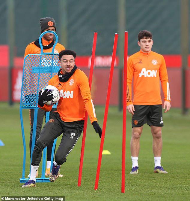 Man Utd sẽ kích hoạt gia hạn hợp đồng với Jesse Lingard - Ảnh 1.
