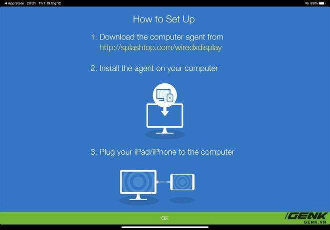 Cách dùng iPad làm màn hình phụ cho máy tính Windows và máy Mac - Ảnh 3.