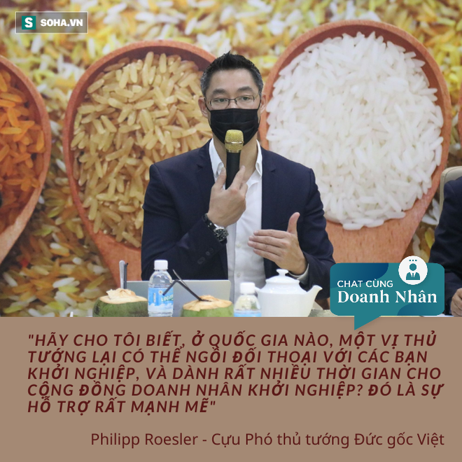 Cựu Phó thủ tướng Đức gốc Việt: Việt Nam là nơi tôi được sinh ra, là cội nguồn để tôi trở về - Ảnh 3.