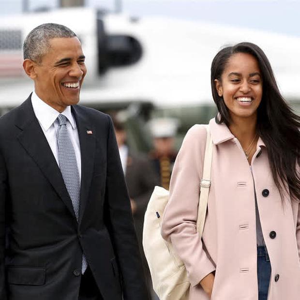 """Ông Obama bất ngờ trực tiếp nói về bạn trai của con gái lớn khiến dân tình đứng ngồi không yên, nghe qua là hiểu có ưng ý """"chàng rể"""" hay không - Ảnh 4."""