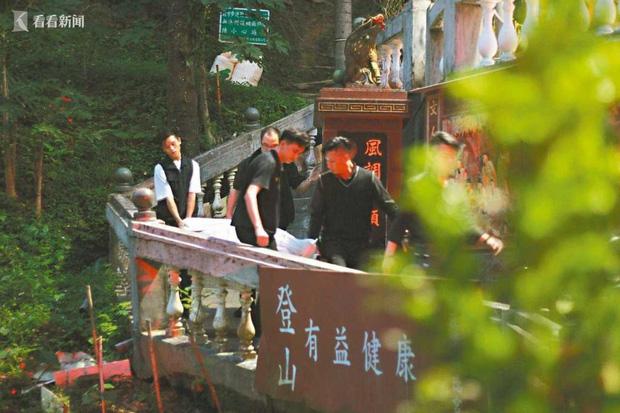 Năm 2020 phủ đen showbiz Hoa ngữ: Anh trai Minh Đạo giết vợ, Triệu Vy - Huỳnh Hiểu Minh ngoại tình và 1001 drama không hồi kết - Ảnh 4.