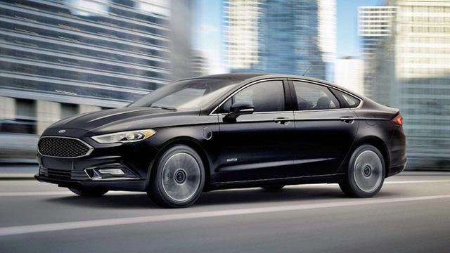 Top 10 mẫu xe mất giá nhất sau 5 năm sử dụng - Ảnh 6.