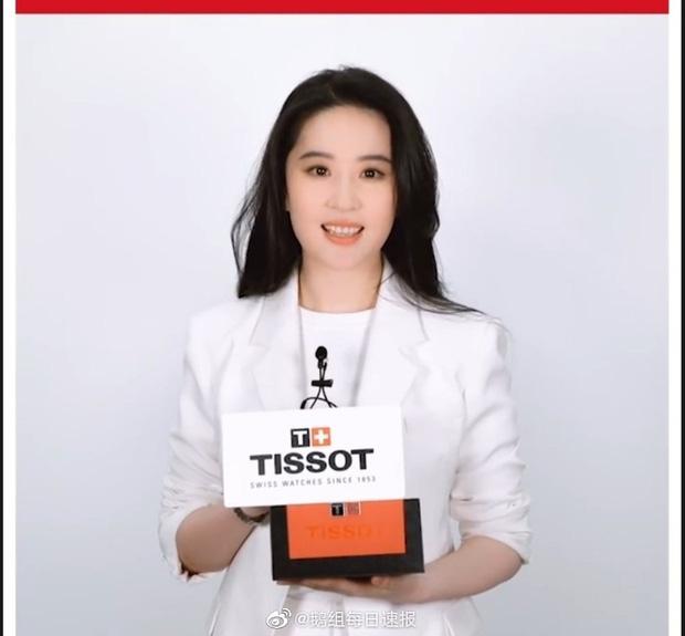 Top 1 Weibo sáng nay: Lưu Diệc Phi gây thất vọng khi lộ hình ảnh tăng cân, còn đâu nhan sắc khuynh thành ngày trước - Ảnh 2.
