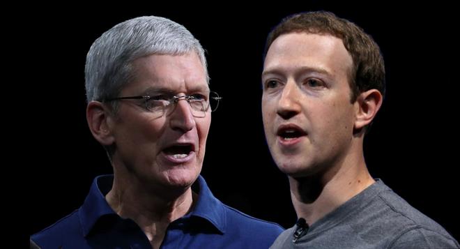 Tuyên bố chiến tranh với Apple, Facebook đặt chân lên con đường diệt vong của chính mình - Ảnh 3.