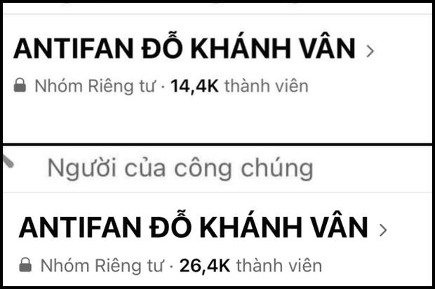 Rộ tin người đứng sau group antifan Khánh Vân là chị họ, nguyên nhân vì tranh chấp trong gia đình - Ảnh 2.