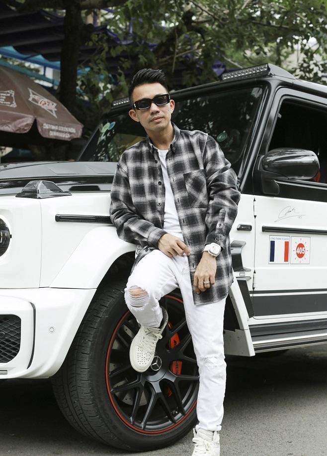 Đại gia Minh Nhựa lên tiếng về tin đồn lấn sân nghệ thuật, làm rapper - Ảnh 2.