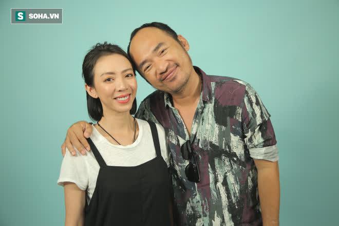 Cuộc sống vợ chồng ly kỳ của gã đường phố Tiến Luật và cô tiểu thư nhà giàu Thu Trang  - Ảnh 8.