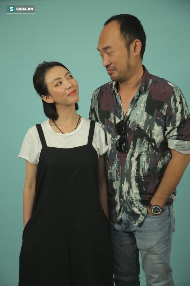 Cuộc sống vợ chồng ly kỳ của gã đường phố Tiến Luật và cô tiểu thư nhà giàu Thu Trang  - Ảnh 9.