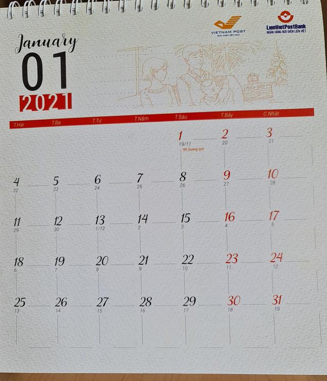 Năm 2021, cán bộ, công chức, người lao động sẽ được nghỉ 19 ngày lễ, tết - Ảnh 1.