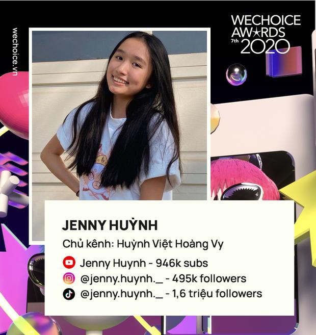 Loạt YouTuber hot hit năm 2020: Thiên An, Di Di dẫn đầu nhóm nhạc chế, Jenny Huỳnh quá đáng gờm! - Ảnh 3.