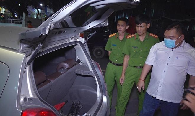 Giả danh cán bộ Bộ Công an đến làm việc với Phòng CSGT để xác minh xe - Ảnh 4.