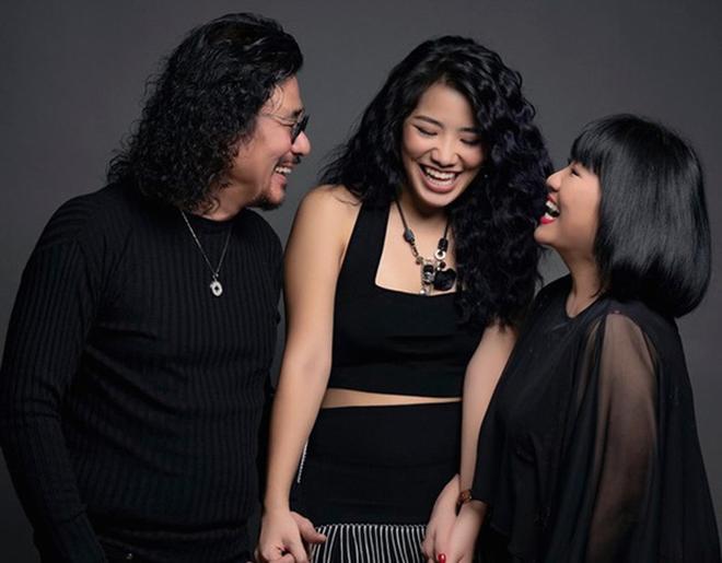 Ái nữ 22 tuổi của Cẩm Vân theo đuổi con đường ca hát chuyên nghiệp - Ảnh 1.