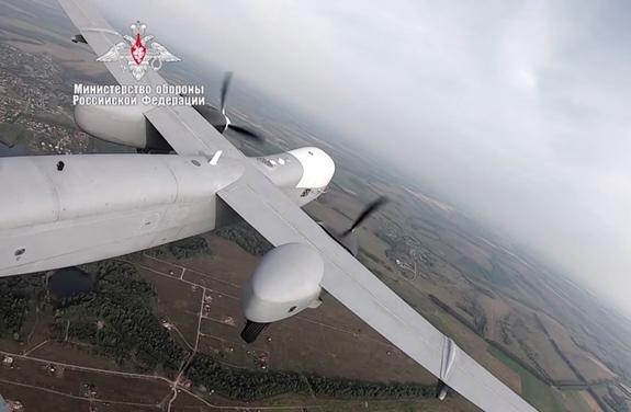 Thành tựu đáng kinh ngạc về lực lượng UAV của Nga - ảnh 1