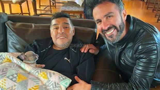 Bí ẩn mới về cái chết của Maradona: Tim nặng gấp đôi người thường khi qua đời - Ảnh 2.
