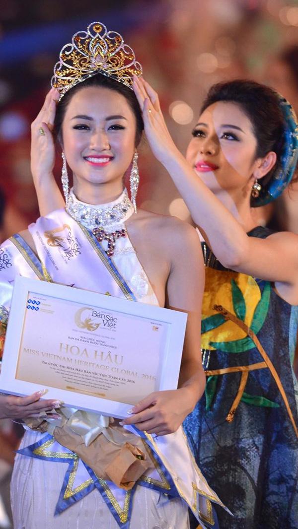Hoa hậu Thu Ngân: Người đẹp tròn 20 tuổi vừa đăng quang đã vội lấy chồng giờ ra sao? - ảnh 1
