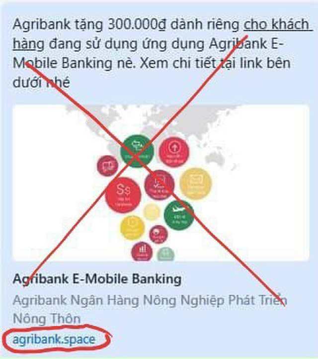 """Lật tẩy trò lừa """"nhận thưởng"""" trên Mobile Banking để chiếm đoạt tiền - Ảnh 1."""