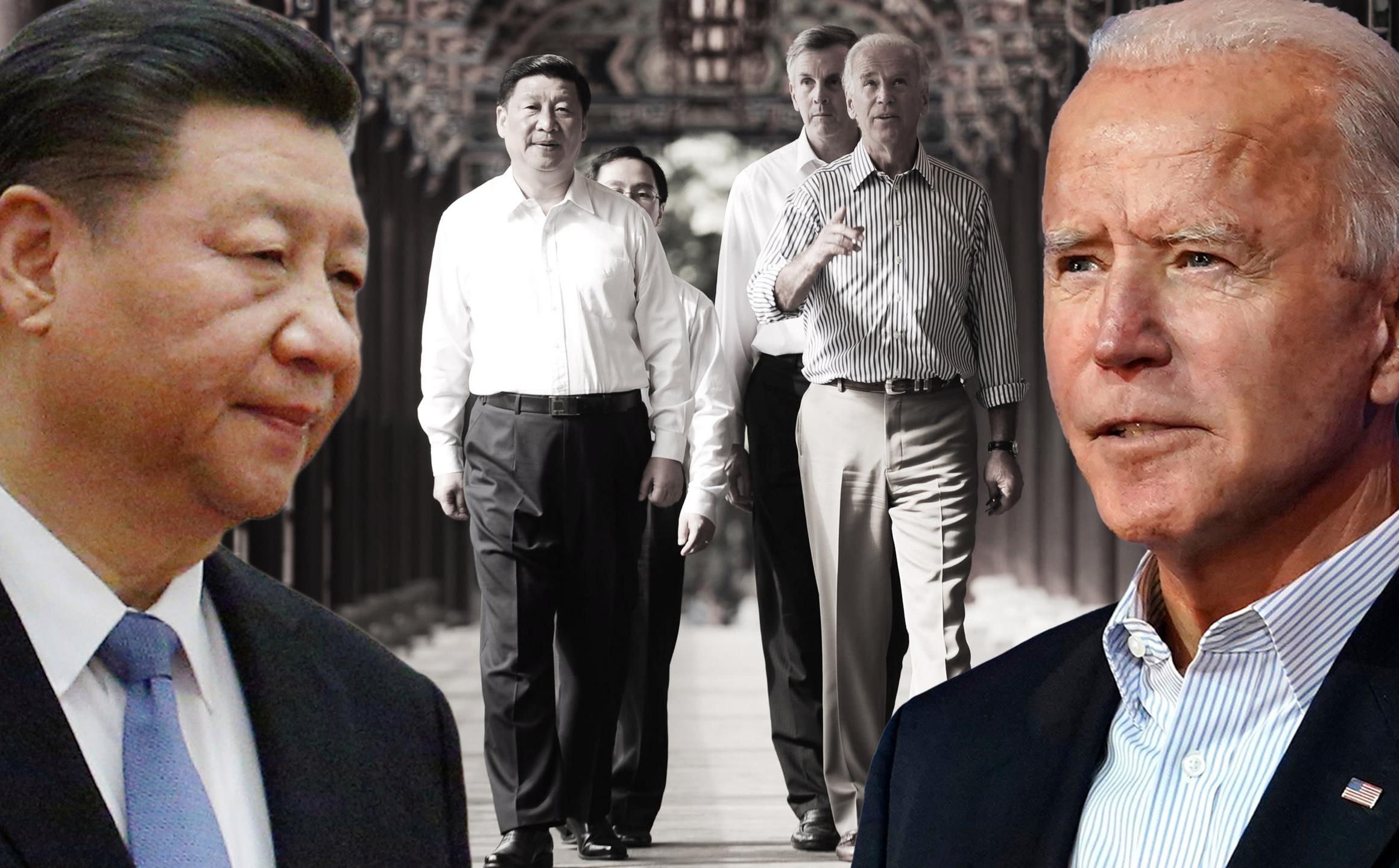 """Chuyên gia khuyên ông Biden không nên gặp ông Tập Cận Bình sớm: """"Trung Quốc cho rằng Mỹ đang yếu đi"""""""