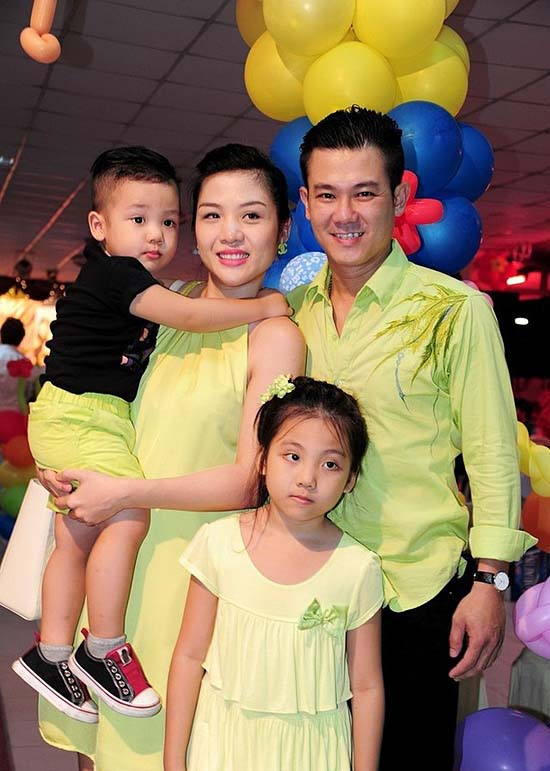 Chồng của vợ cũ Vân Quang Long: Đám nhỏ vẫn mãi là con của anh và em. Anh cứ yên tâm! Thương anh - Ảnh 1.