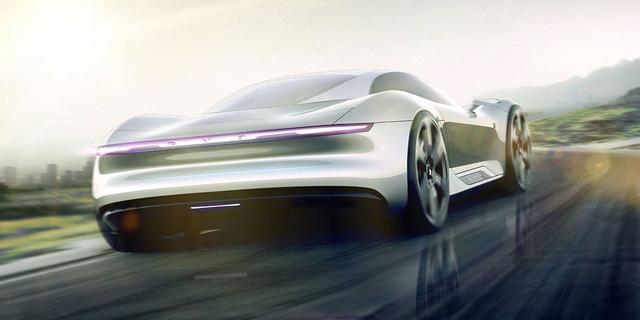 Apple Car: Phải chờ đến năm 2028 - Ảnh 1.