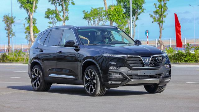 Ôtô lắp ráp áp đảo xe nhập khẩu năm 2020 - Ảnh 1.