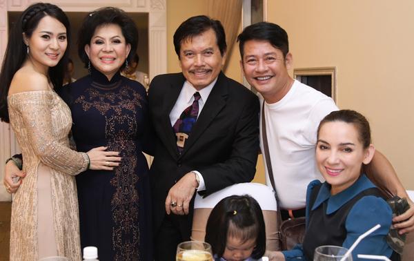 Giao Linh: Phi Nhung và con cả của chồng tôi đã từng quen nhau - Ảnh 4.
