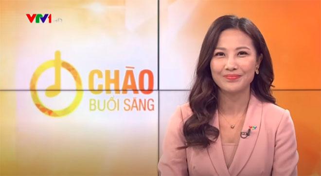 Danh tính nữ BTV xinh đẹp, gây chú ý khi dẫn Chào buổi sáng của VTV - Ảnh 1.